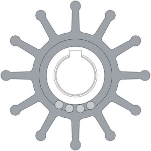 Johnson Impeller 09-701B-1