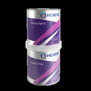 Hempel Epoxy Filler 35253/35251 - 1 ltr Light grey