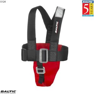 Sikkerheds sele barn Sort/Rød BALTIC 0124