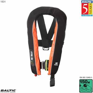 Winner 165 auto Harness Sort/Orange BALTIC 1831
