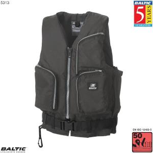 Outdoor Sort-Sort-Small-58-87 cm. bryst