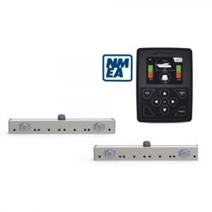 Hydrotab Interceptor 640BT TrimTabs 4DHC autokontrol
