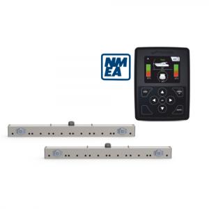Hydrotab Interceptor 960BT TrimTabs 4DHC autokontrol