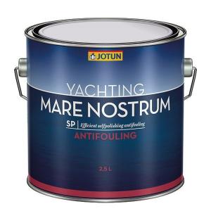 Jotun Mare Nostrum bundmaling, hvid, 2,5L