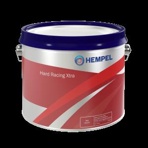 Hempel Hard Racing Xtra 7666A - 2,5 ltr Grey