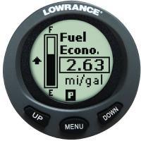 Multifunktions instrument & fuel måler