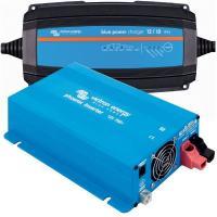 Batterilader & inverter